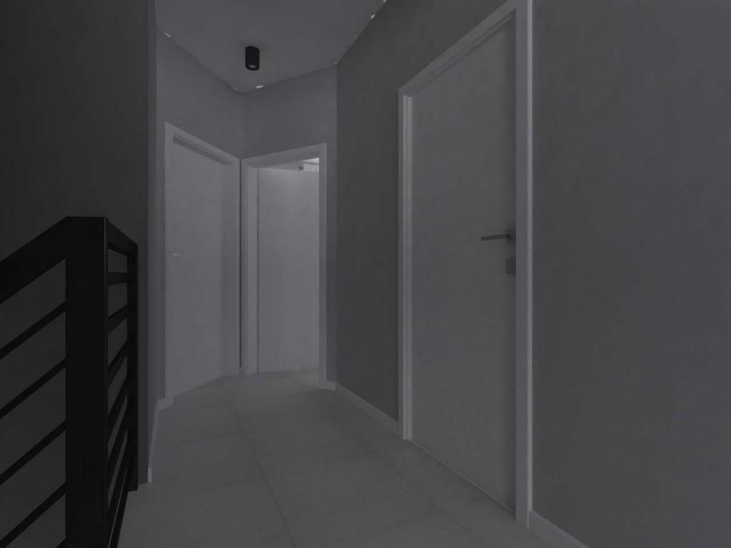 Neutralna wersja korytarza
