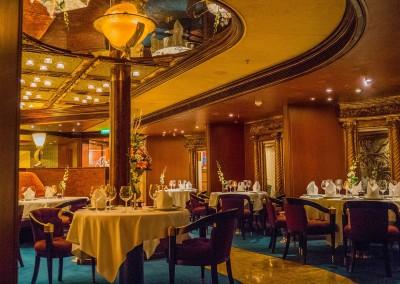 Elegancka restauracja.